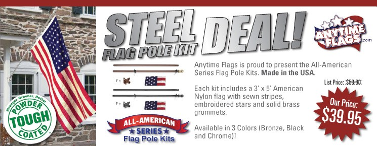 Steel Pole Kit